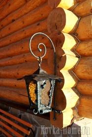 Кованый  фонарь, кованые фонари, кованые светильники, кованые фонари