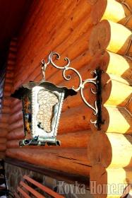 Кованый фонарь фото, кованые светильники, кованые фонари
