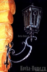 Кованый фонрь. кованые фонари, кованый светильник, уличный фонарь, уличные фонари