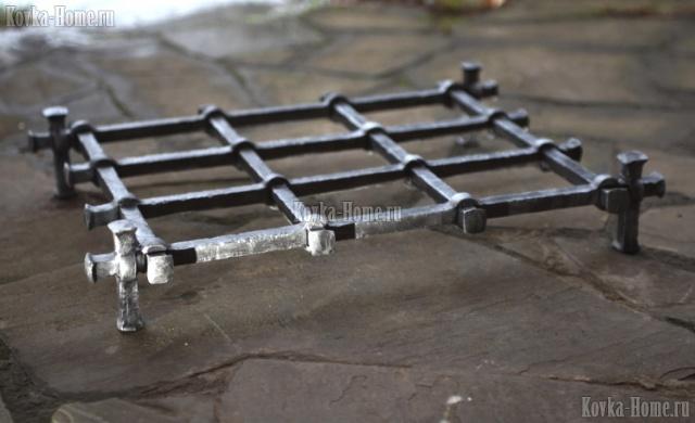 колосник, колосник для камина, колосниковая решетка