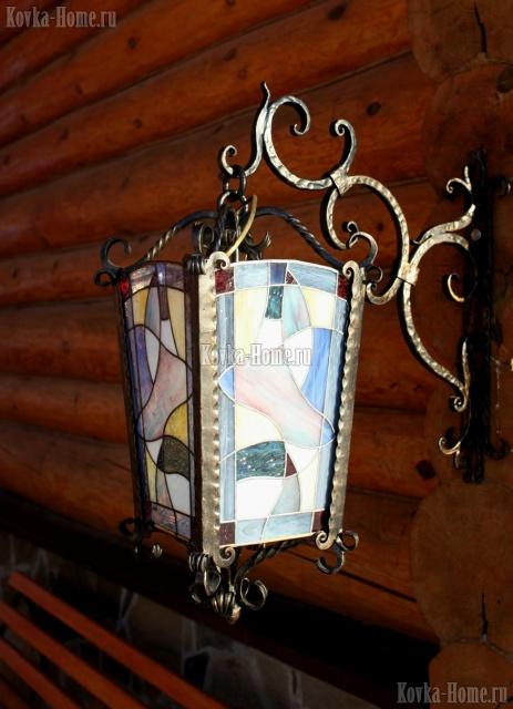 Кованый фонарь фото, кованые светильники, кованые фонари, кованые светильники,