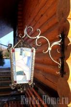 Кованые светильники Весна, кованые фонари