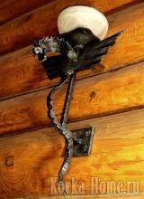 Кованые светильники, кованый светильник, кованые форнари, кованые люстры